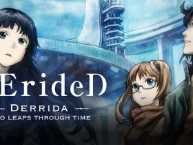 Brief comment on RErideD- RErideD -Derrida, who leaps through time-: science fiction and originality score 7.6, and this cool and rotten animation also has some flash points